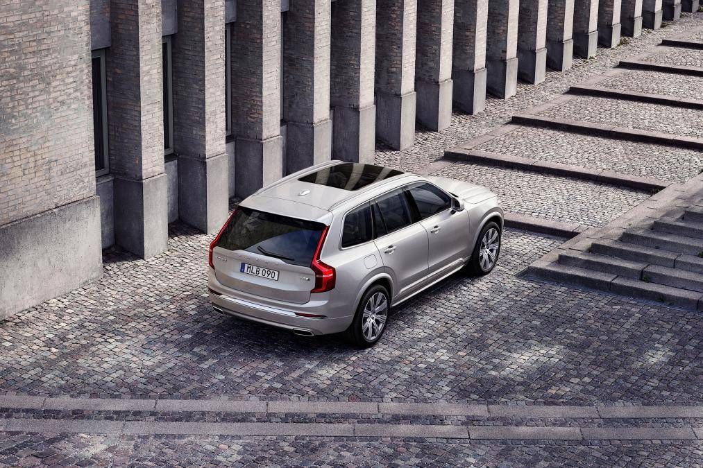 Volvo car lease Exeter