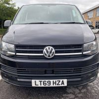 Front View VW Transporter T6