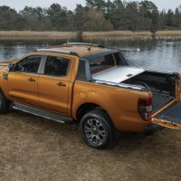 Ford Ranger Exterior Back