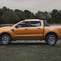 Ford Ranger Exterior Side