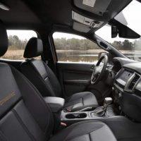 Ford Ranger Interior Side
