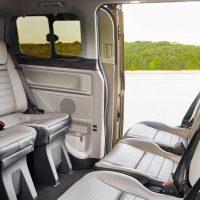 Ford Tourneo Interior