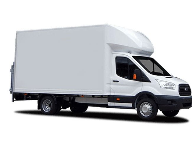 Ford Transit Luton One Stop