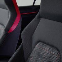 Golf GTi mk 8 seats