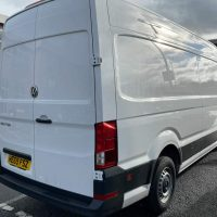 New Van Crafter CR35 LWB Startline rear Lease