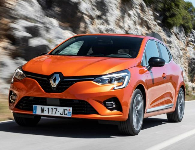 Renault clio lease exeter
