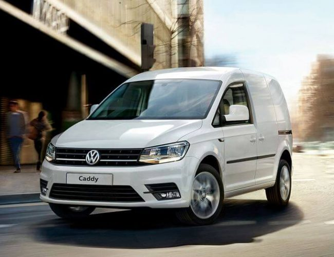 VW Caddy Maxi lease exeter