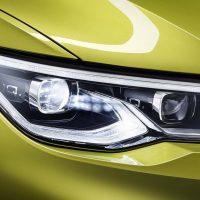 Volkswagen Golf MK8 lights