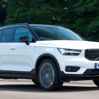volvo xc40 car lease exeter