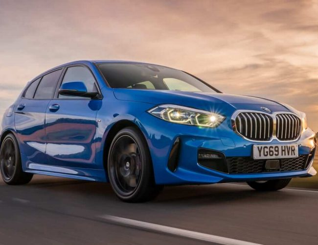 bmw m sport lease exeter